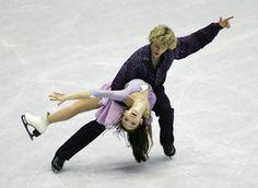 Charlie White Photo - ISU Four Continents Figure Skating Championships 2008 Day 3 Meryl Davis, Chantel Jeffries, World Figure Skating Championships, Ice Dance, Photo L, Ice Skating, Continents, Masters, Skate