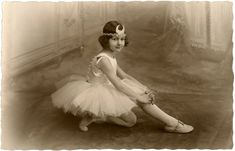Prettiest Ballerina Girl Photo - Superb!!! - The Graphics Fairy