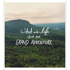 Life=Adventure