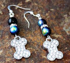 Bling Paws Benefitting Blue City Animal Rescue | Blue Laamb Designs $16