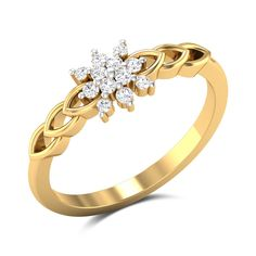 A classic piece, this ring will become an instant hit amongst your folks. This ring is crafted from and gold and is styled with a magnificent centrepiece of perfectly studded diamonds for added grace. Diamond Rings, Diamond Engagement Rings, Diamond Jewelry, Gold Jewelry, Jewellery, Couple Rings Gold, Gold Rings, Couple Ring Design, Gents Ring