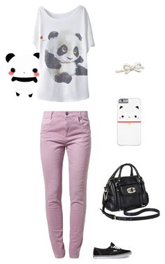 """""""Untitled #4451"""" by northamster ❤ liked on Polyvore featuring Vans, Kate Spade, Merona, women's clothing, women's fashion, women, female, woman, misses and juniors"""