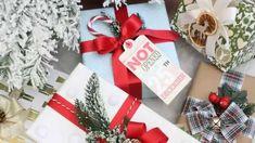 Pacchetti di Natale TUTORIAL