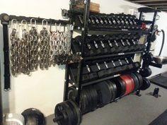 Rogue Storage Rack