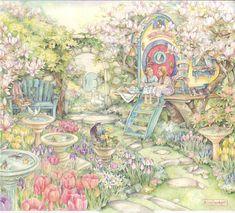 Kim Jacobs Tulip Garden