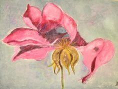 Noch eine Blütenpracht ist vollbracht! Und viele viele weitere folgen @ #kreativmanufaktur !