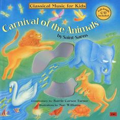 A fun introduction to classical music and different instruments.