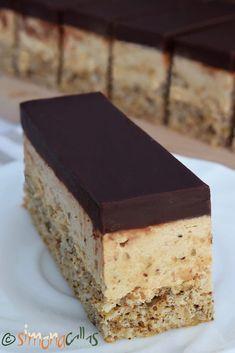 Small Desserts, Creative Desserts, Mini Desserts, Sweet Desserts, Best Dessert Recipes, Sweets Recipes, Desert Recipes, Cookie Recipes, Helathy Food