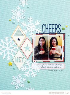 Cheers *Main Kit Only* by qingmei at @Studio_Calico