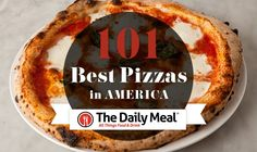 101 Best Pizzas in America #food #pizza