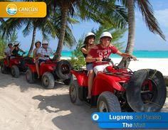 ¡Conoce un poco más sobre nuestro #MiembroAliado Olympus Tours!   Y descubre con ellos los #LugaresdelParaíso   El Tour en cuatrimotos es una de las actividades más divertidas y fascinantes de Cancún. Diseñada para aquellos que disfrutan la aventura y la adrenalina al máximo.