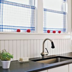 Add a solid-surface kitchen backsplash | 5 Low-Cost, High-Impact DIY Ways To Transform Your Home