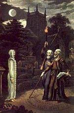 The Enochian Alphabet  John Dee contacting spirits