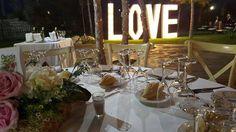 Así de mágica y original fue la boda de J&E el 23 de Julio en Finca La Torreta de Bayona. Qué vivan los novios! #detallesqueenamoran