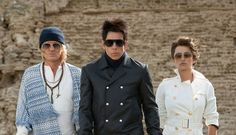 Trailer arrives for Zoolander 2 with Owen Wilson, Ben Stiller and Penelope Cruz. #zoolander2
