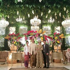 Javaneese wedding Table Decorations, Bride, Wedding, Furniture, Home Decor, Wedding Bride, Valentines Day Weddings, Decoration Home, Bridal