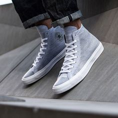 The new Converse Chuck Taylor All Star x Nike Flyknit combines supportive  comfort and lightweight breathability e05d91ebd