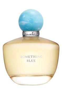 Oscar de la Renta 'Something Blue' Eau de Parfum #perfume_bottle #fragrance #design