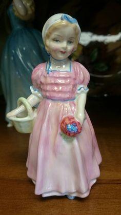 Royal Doulton Tinker Bell Figurine HN1677 por millerhousedotca