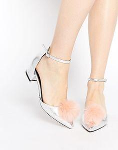 ASOS SAY YOU DO TOO Heels