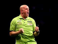 Result: Michael van Gerwen blitzes Kim Huybrechts, Michael Smith shocks Adrian Lewis - Sports Mole