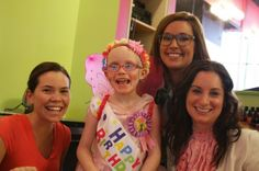 Please help support Princess Maggie's walk on the NC4K runway this August! Click link for more details!!