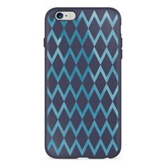 Electric Wave PlayProof Case for iPhone 6 Plus / 6s Plus  - dark blue