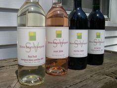 2012 Shinn Estate Vineyards, Coalescence Blend, North Fork