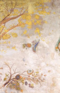 Intercepted by Gravitation | Odilon Redon