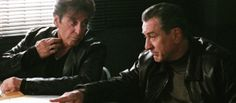 Scorsese De Niro Pacino Pesci 2016 Mob Movie