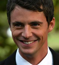 Matthew Goode was the best part of the Downton Abbey christmas special.