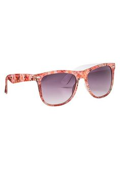 summer accessories you need  retro floral print sunglasses (original price,   12.5) available cda62d9de3