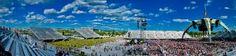 U2 360 Tour Panoramas, Montreal, Canada