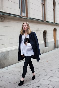 Stockholm Fashion Week: Behind the Scenes with Top Swedish Bloggers