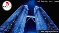 #Petronas #Towers in #Kuala Lumpur!! They were the tallest #buildings in the #world 451.9 meters (1,483 ft) from 1998 to 2004 until surpassed by Taipei 101. The total cost of #building these towers was $1.6 billion.  www.acegroupindia.com  #Architecture #AmazingBuilding #Tower