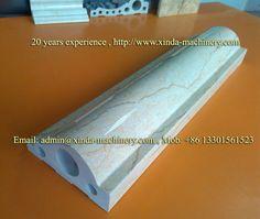 PVC artificial marble profile making machine Artificial Marble, Pvc Wall, Making Machine, 20 Years, Profile, Plastic, User Profile