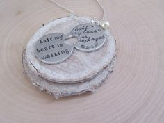 Hearts Waiting Necklace