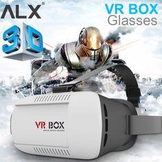 Google Cardboard 2nd Generation VR BOX II 2.0 3D VR Glasses Helmet