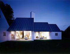 Farmhouse Design, Modern Farmhouse, New England Farmhouse, Best Barns, American Farmhouse, Custom Builders, Interior Garden, Dream House Plans, New Home Designs