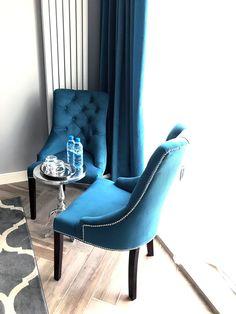 Tapicerowane krzesło Alessandra Chesterfield - zdjęcia Klientów onemarket.pl