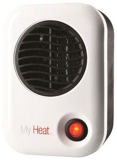 Lasko - MyHeat Personal Ceramic Heater - White  sc 1 st  Pinterest & Battery operated Heater http://www.techpleasure.com/battery ...
