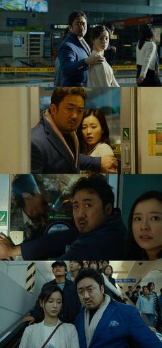 Train to Busan.