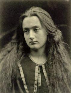 Julia Margaret Cameron  My Ewen's Bride  (God's Gift to Us)  November 18, 1869