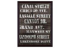 Streets of Chicago II on OneKingsLane.com