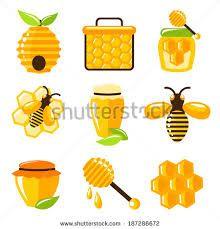 Resultado de imagem para bee hive honey