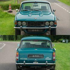 1972 Rover P6 3500 V8 Saloon