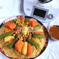 Couscous marocain au Thermomix TM5