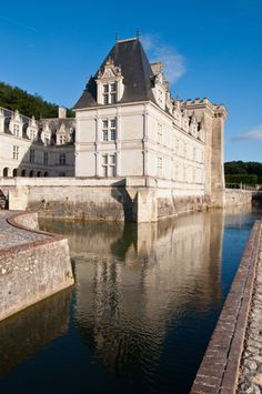 Chateau de Villandry, Loire Valley, France