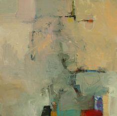<b>Coalescence #1</b><br>Acrylic on Canvas, 30 x 30<br><i>sold</i>