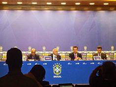 Blog Esportivo do Suíço: Dunga poupa brasileiros e convoca seleção só com estrangeiros